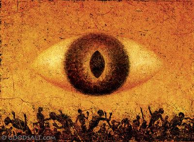 2 Samuel 22 Eye Overlooking Evil Of Mankind