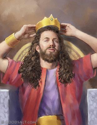 Samuel 16: Absalom's Pride: bibleencyclopedia.com/goodsalt/2_Samuel_16_Absalom's_Pride.htm