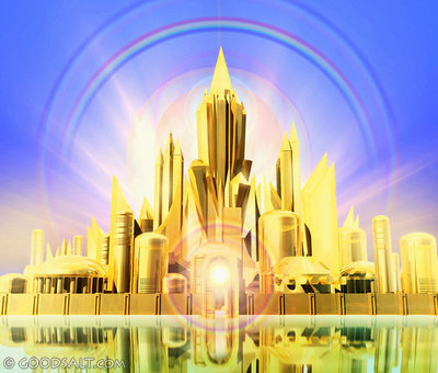 Revelation 21 A Golden City