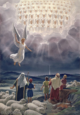the angel gabriel from heaven came pdf