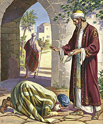 Matthew 18 forgiveness and the unmerciful servant