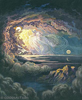 Quién es el Enemigo – Creación espiritual