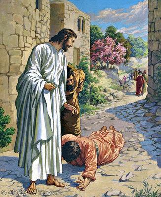 Luke 17 Ten Lepers