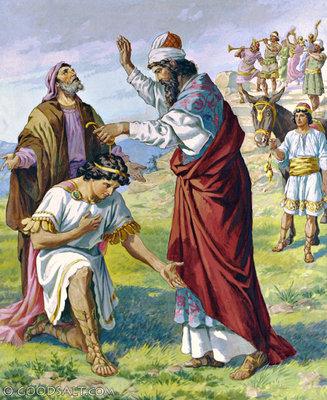 1 Kings 1 Solomon Anointed King