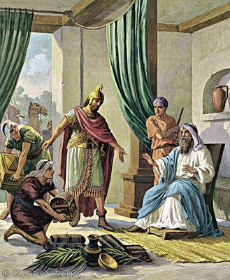Elisha And Naaman - Lessons - Tes Teach