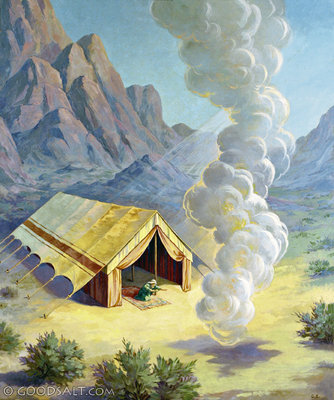 & Exodus 26: The Tent of Meeting