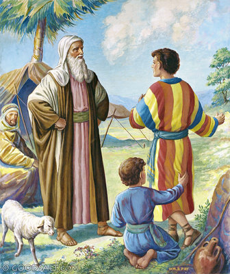 why did god favor jacob and Why did god love jacob and hate esau since god chose israel to bless in fulfillment of his promises to abraham, he did not favor esau (jacob's brother.