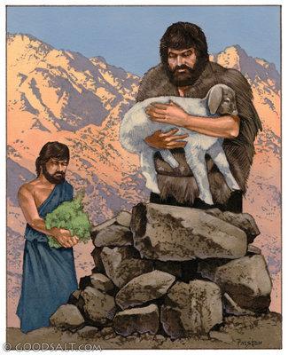 abraham hero from genesis