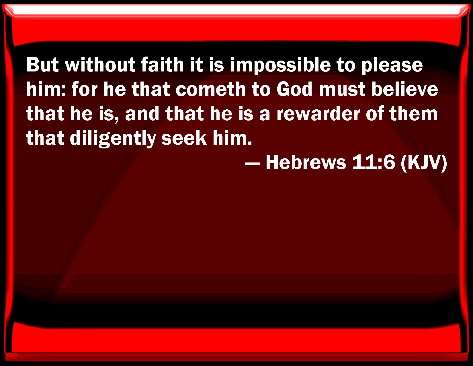 Hebrews 11 1 3 Pictures to Pin on Pinterest - PinsDaddy