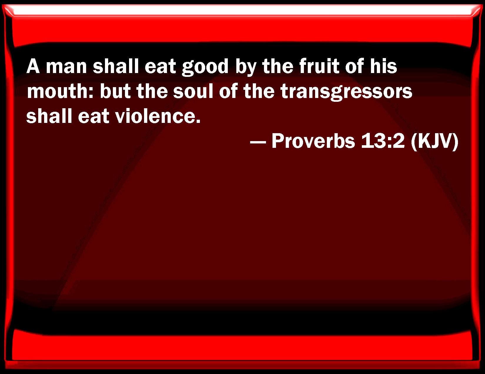Proverbs 2 lds
