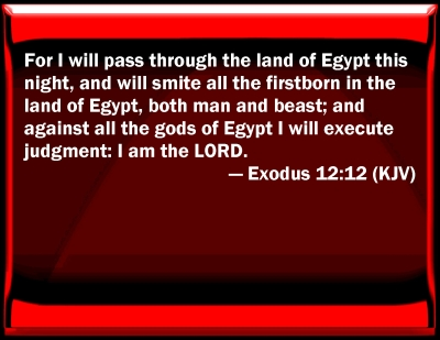 why is exodus 12 especially important The story was especially important for the exilic community who would one day hopefully be lead by yahweh with signs and wonders from their state of captivity in babylon back to the land promised to their forefathers, as he once did in the past.