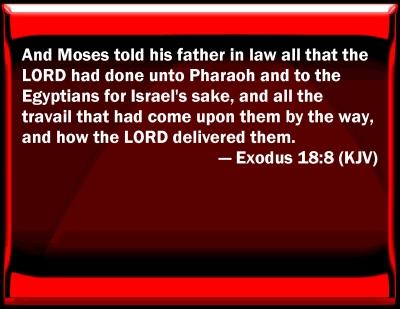 exodus 18 kjv