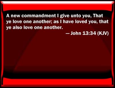 from Joey john 13 kjv bible gay