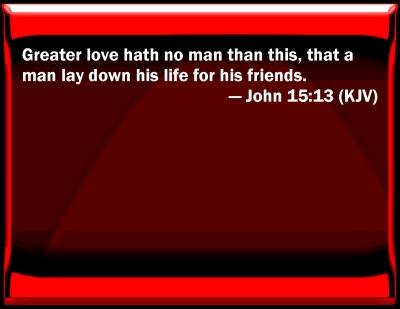 john 13 kjv bible gay