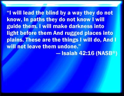 isaiah 42 16