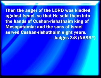 Cushan-Rishathaim - International Standard Bible Encyclopedia