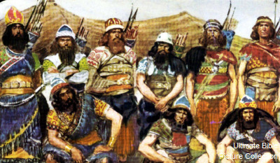 1 Chronicles 11 Bible Pictures Davids Valiant Men