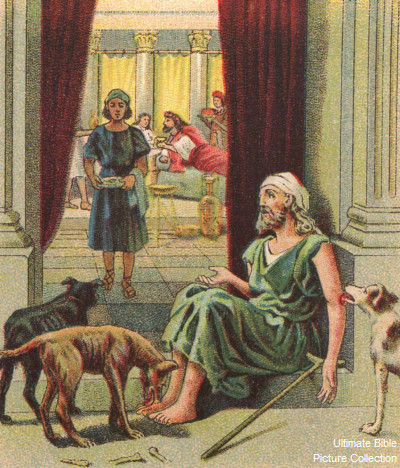 the rich man and lazarus essay A look at a text in luke involving the parable of the rich man and lazarus.