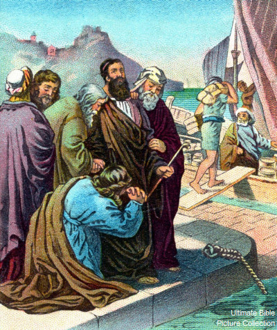Acts 20 Bible Pictures Paul S Farewell