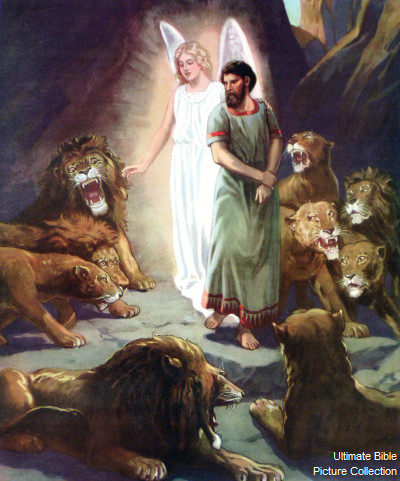 Old Testament Survey 2 Timeline 539 BC Daniel And The